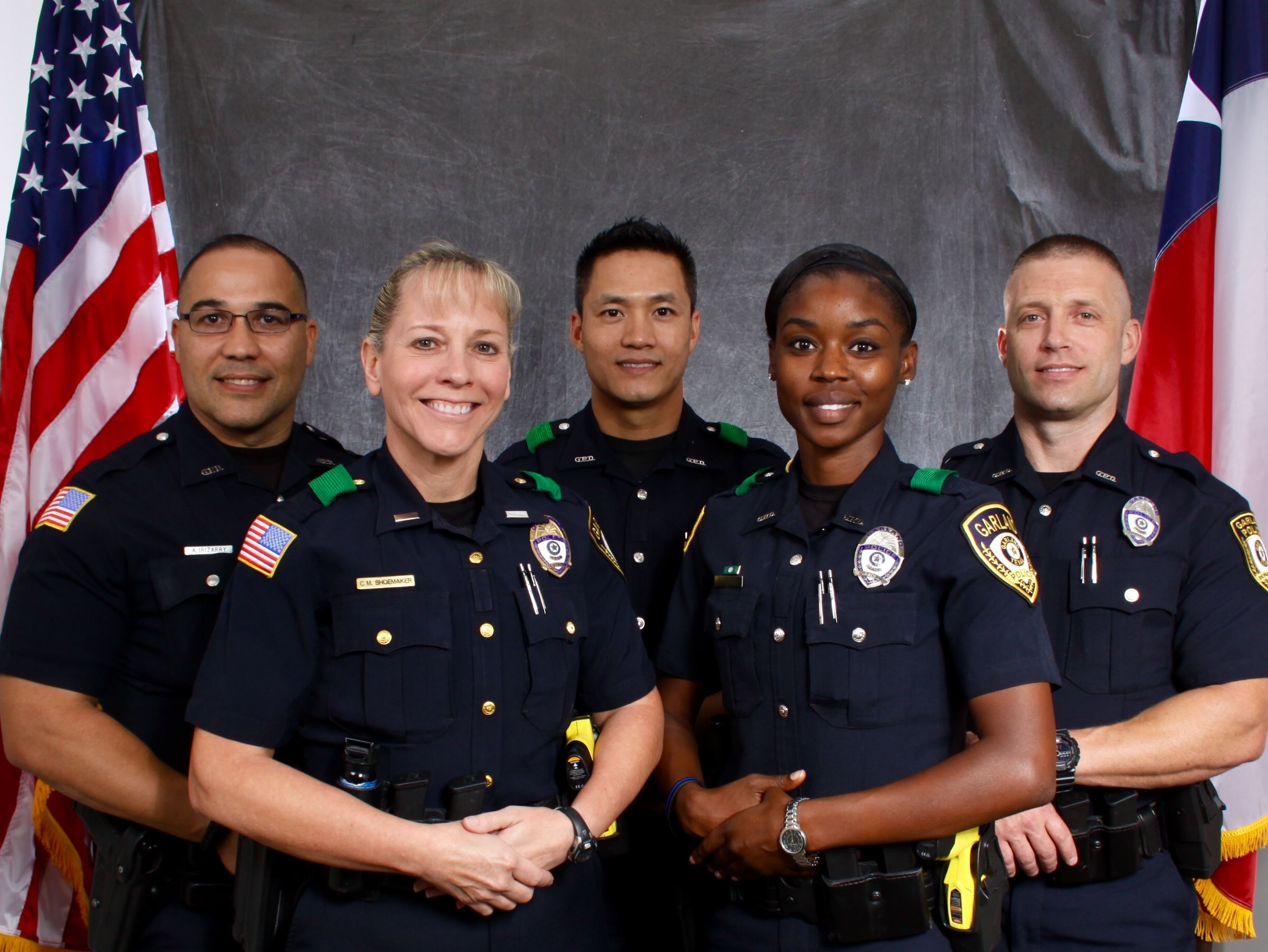 Police | Garland, TX